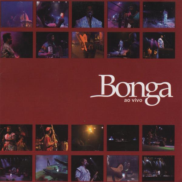 Bonga - Ao Vivo